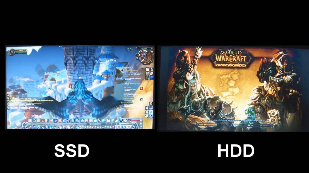 SSD eller HDD?