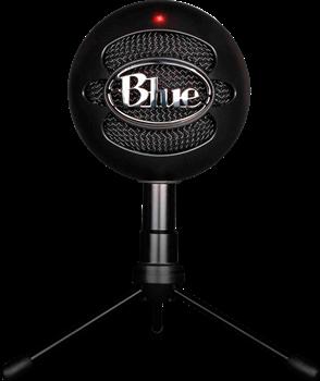 Blue streaming mikrofon