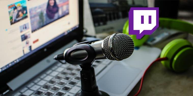 mikrofon för streaming