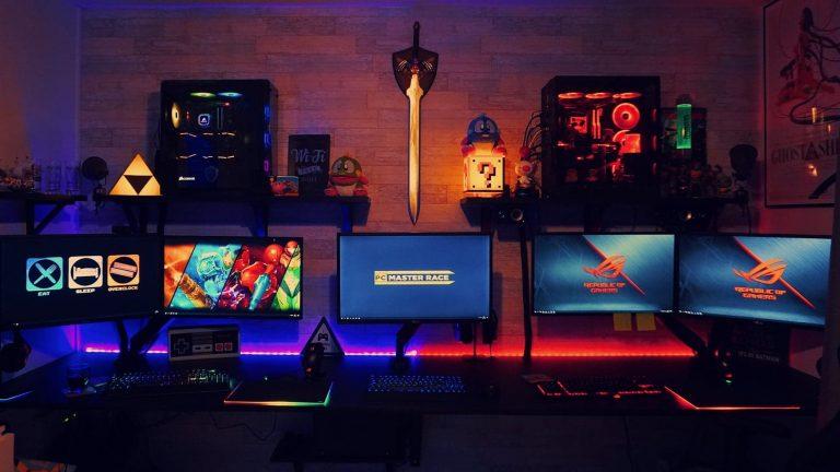 gaming rum