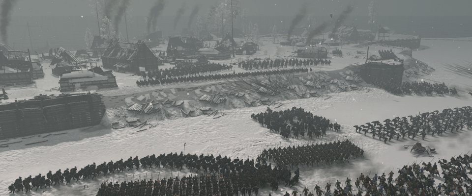 Femte bästa strategispelet Attila Total War