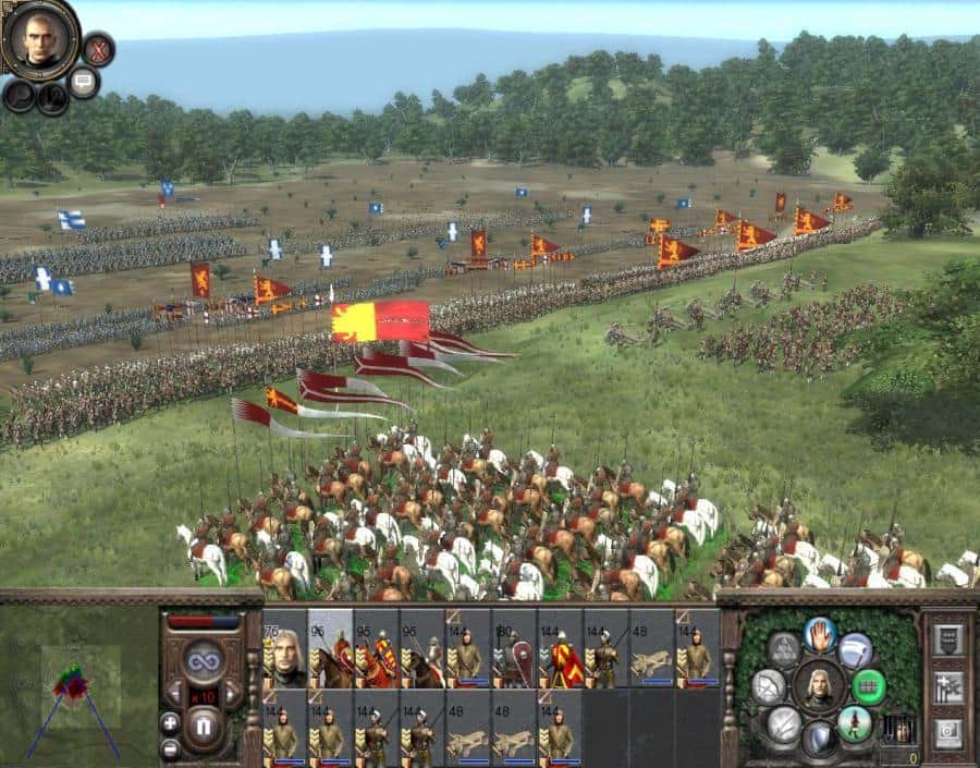 Medieval 2 Total War strategispel