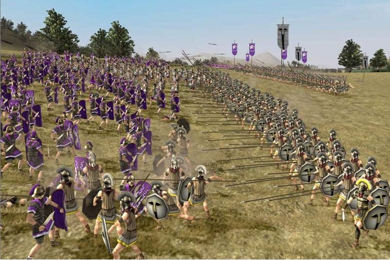 Rome Total War strategispel
