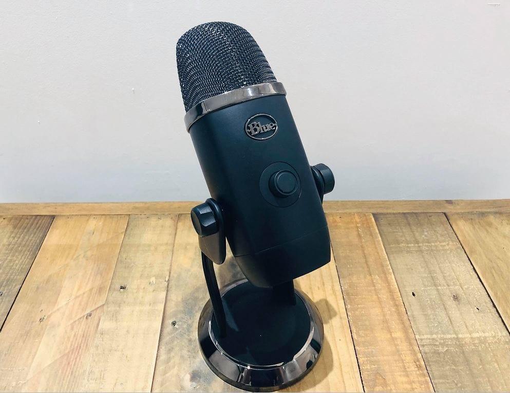 bästa streaming mikrofonen