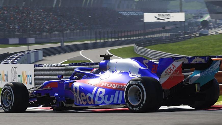 bilspel f1 2019