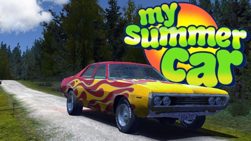 bilspel my summer car