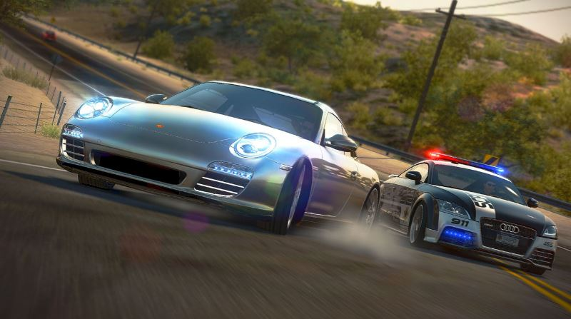 bilspel need for speed hot pursuit