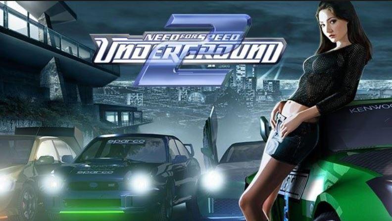 bilspel need for speed underground 2