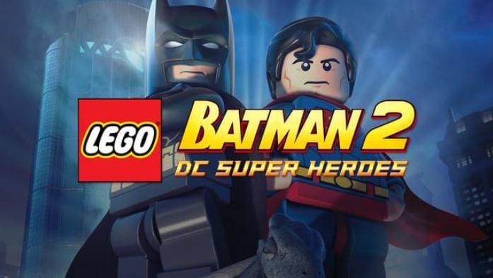 lego spel lego batman 2 superheroes