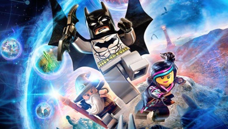 lego spel lego dimensions