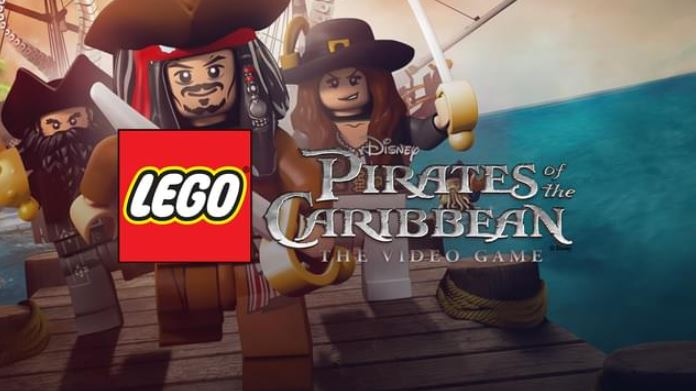 lego spel lego pirates of the caribbean