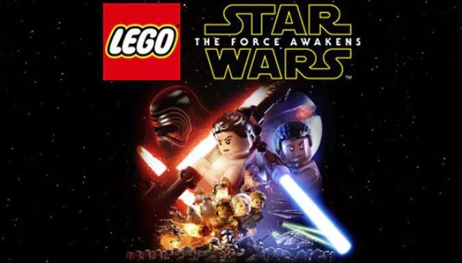 lego spel lego starwars force awakens