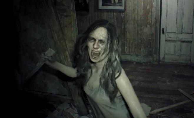skräckspel Resident Evil 7