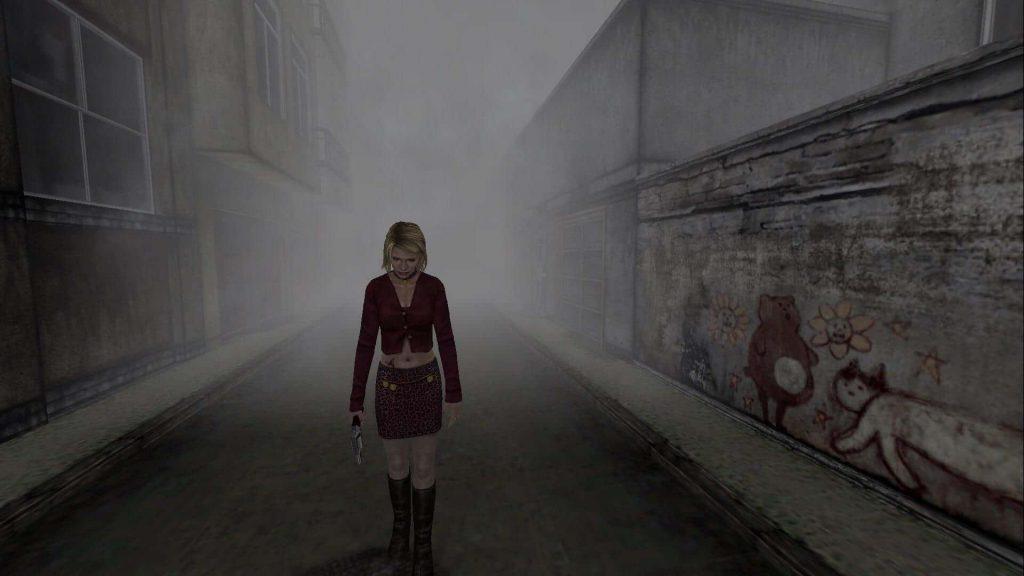 skräckspel Silent Hill 2