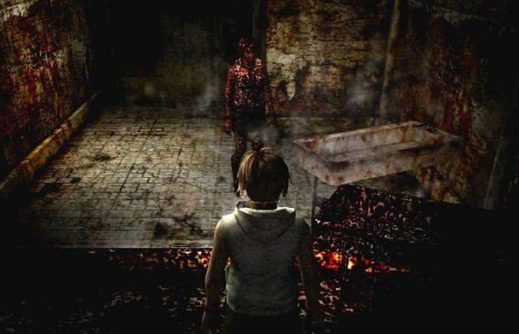 Silent Hill 3 skräckspelet