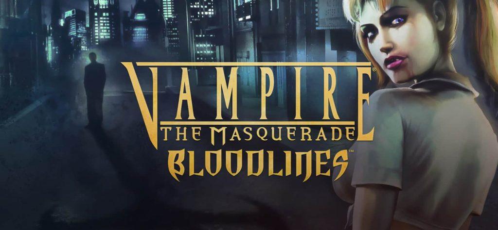 skräckspel Vampire the Masquerade - Bloodlines