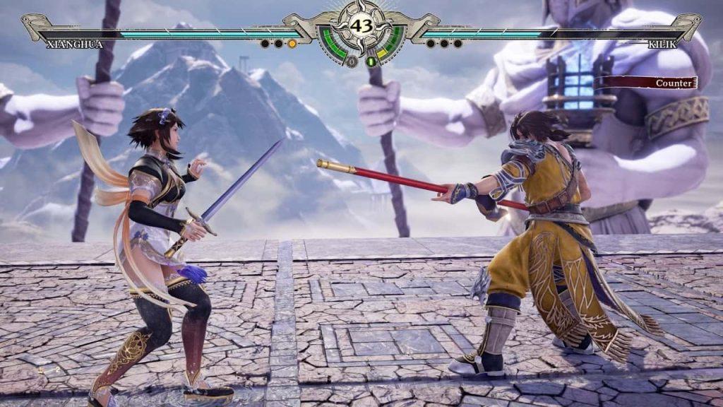 fightingspel Soul Calibur 6
