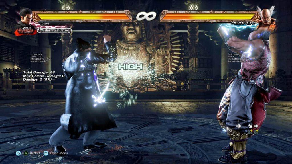 fightingspel tekken 7