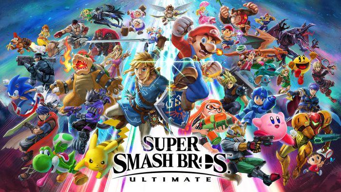 fightspel super smash bros