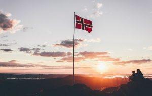 norskt tangentbord