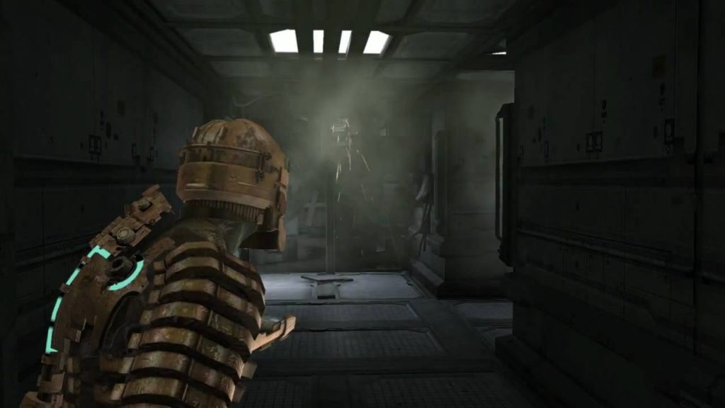 skräckspel Dead Space