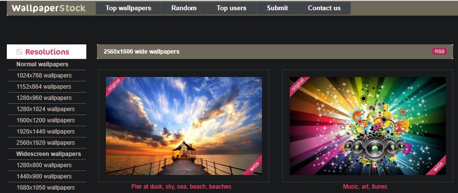 bakgrundsbilder hos wallpaperstock