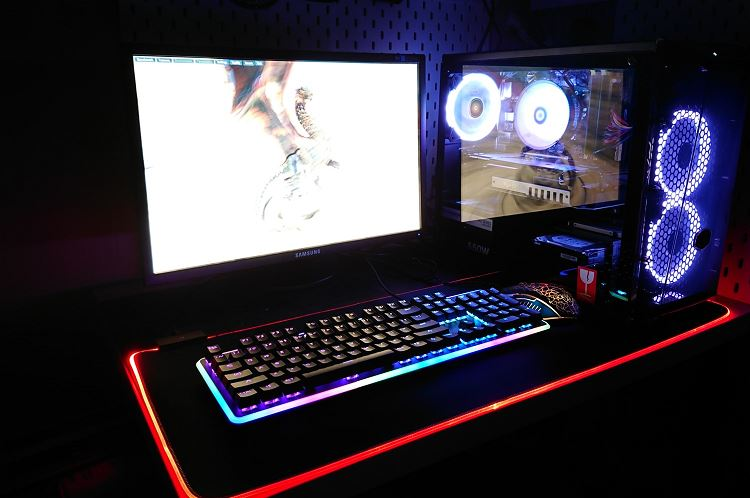 gamingdator paket