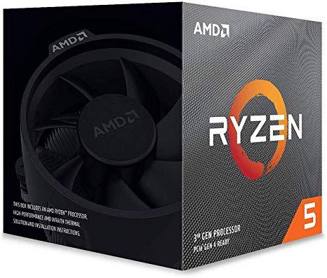 Bästa processorn AMD Ryzen 5 3600X