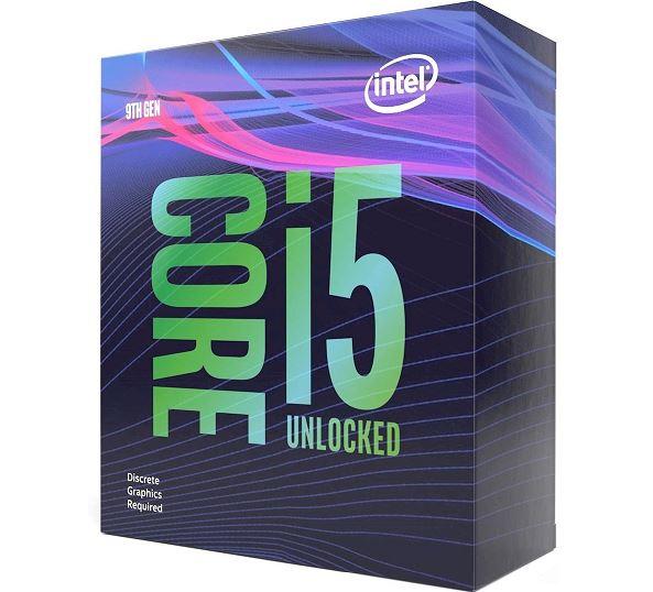 Bästa processorn intel I5-9600K
